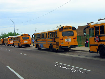 school buses in phoenix az