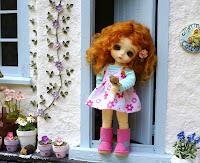 Poppy at Mermaid's Cottage