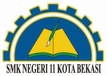 Logo SMK Negeri 11 Kota Bekasi