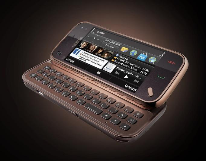 Como conectar via WiFi pelo Nokia N97 mini?
