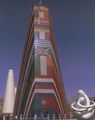 DELINEANTE; EXPO 92; ANIVERSARIO; CUMPLE