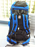 VANGO TRAVEL BACKPACK
