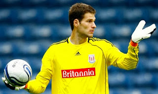 Asmir Begovic, Stoke City and Bosnia goalkeeper