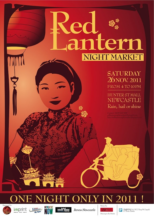Red  Lantern Night Market