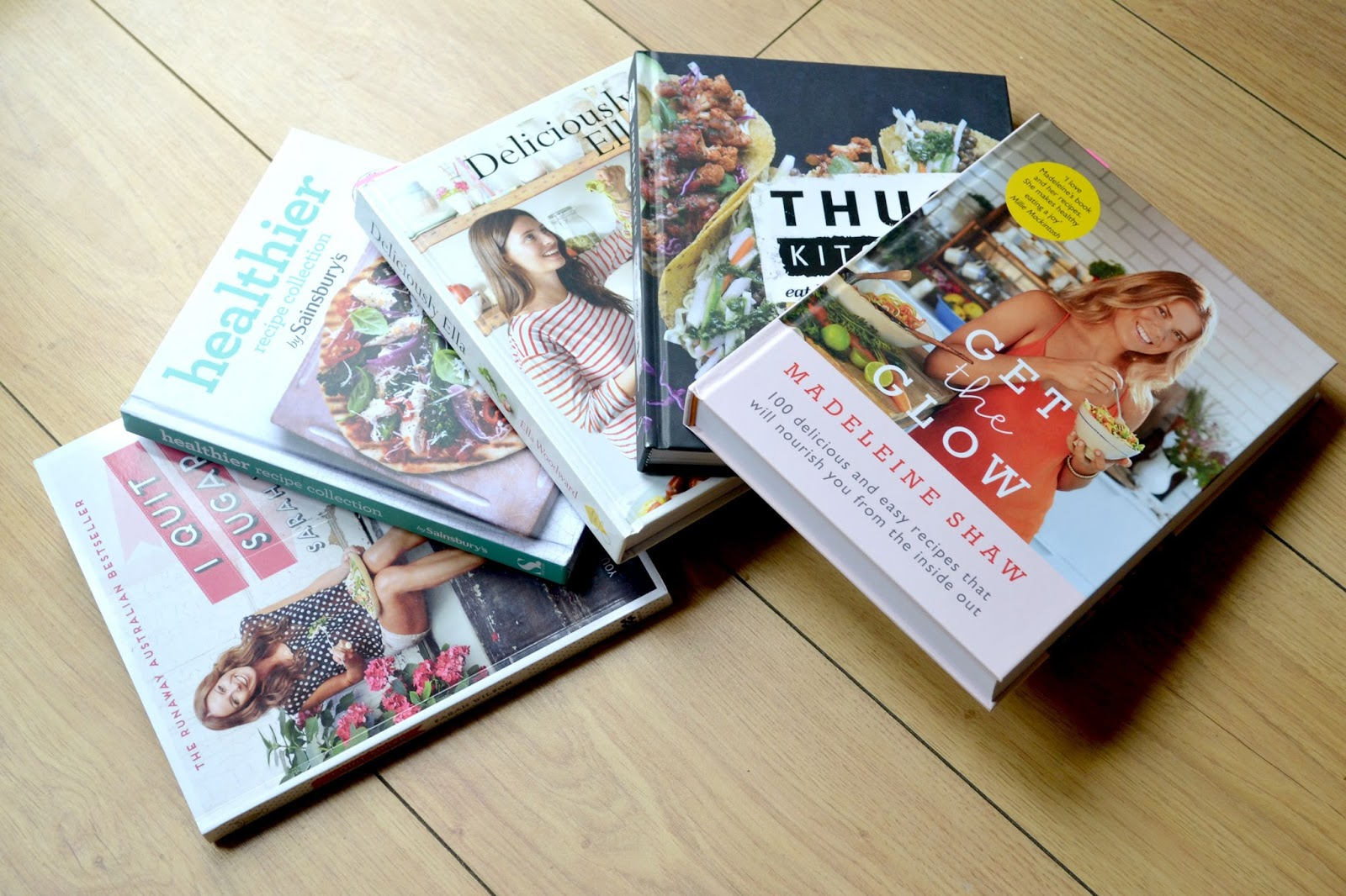Top 5 Healthy Recipe Books