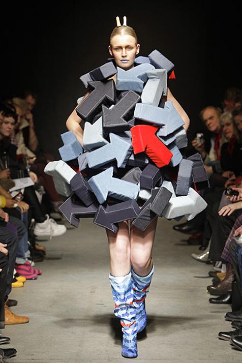 Crazy Fashion Designers