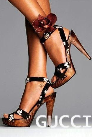 Gucci 2013 Fashion High Heels