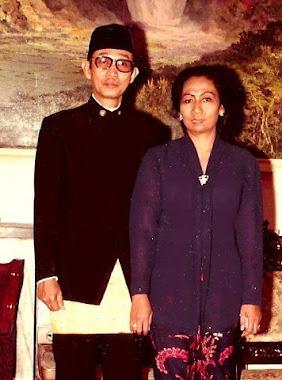 YM Dato' Fawzi Abdulrani & Ibu Setia Nurul Muliawati Moe'min, Duta Besar RI di Islamabad