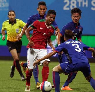 Indonesia VS kamboja