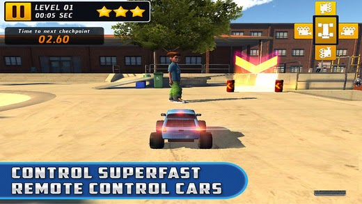 Rc Sports Car 3D Toy Racing Gameplay