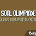 Terbaru Kumpulan Soal Olimpiade Geografi Tingkat Kabupaten/Kota