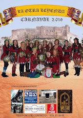 CARNAVAL ARCOS 2016 LA OTRA LEYENDA