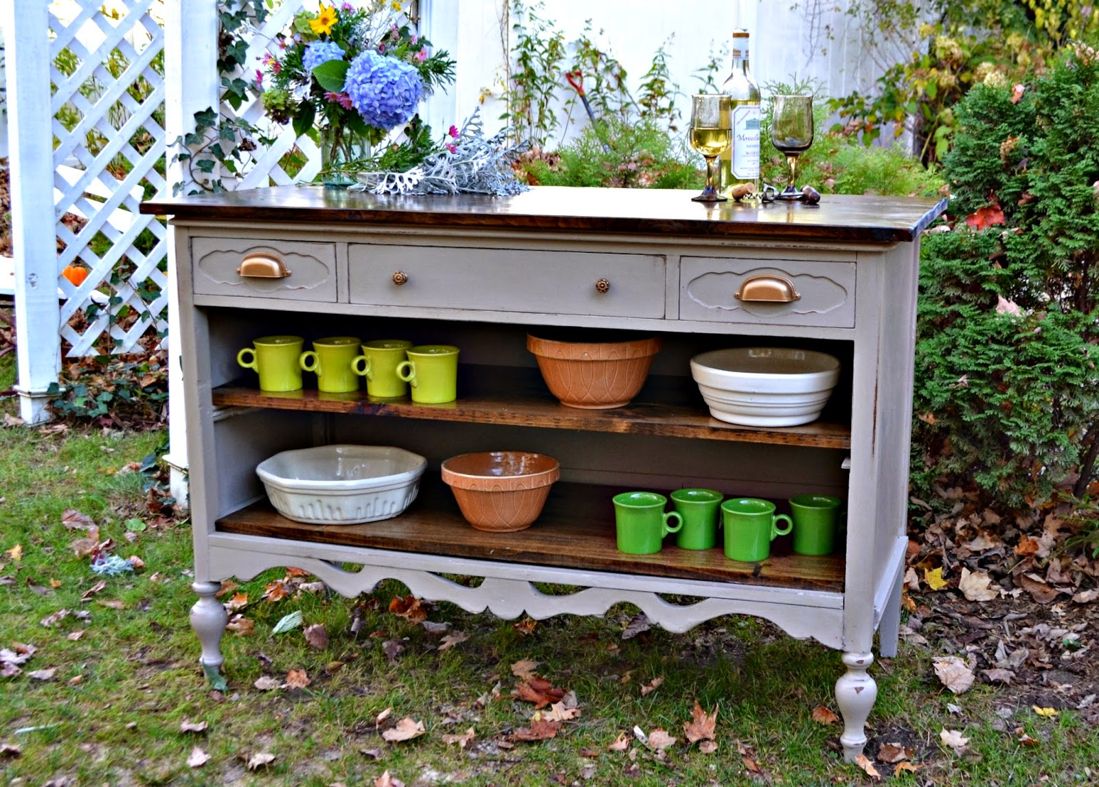 The Art Of Up-Cycling: Ideas For Upcycling Furniture ...
