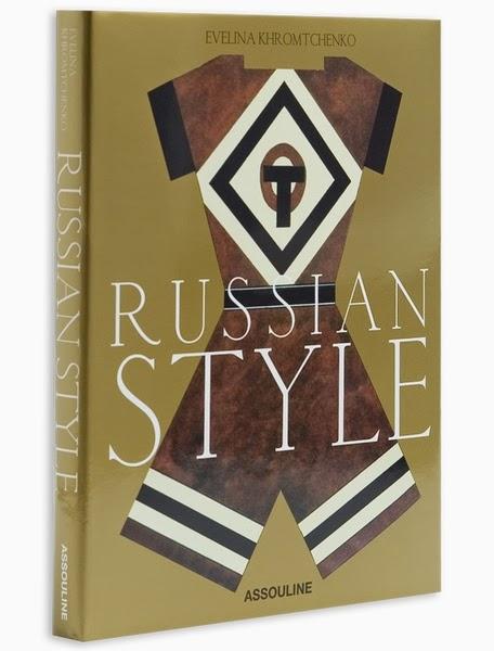 Russian style - Evelina Khromtchenko