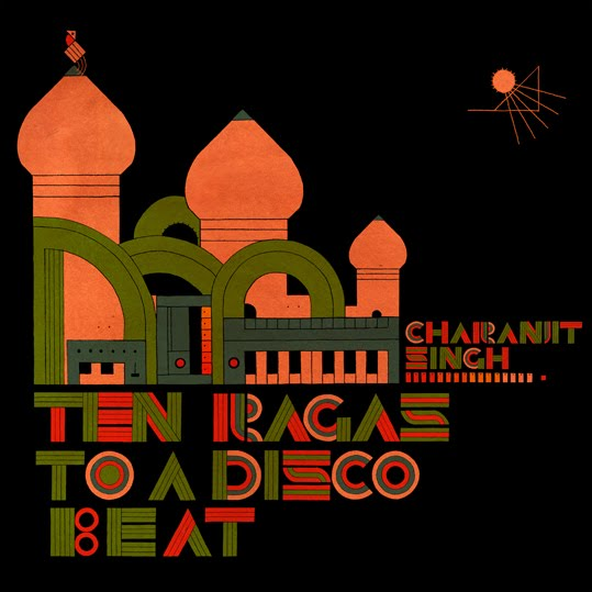 Charanjit Singh - Ten Ragas To A Disco Beat  on Bombay Connection 1982