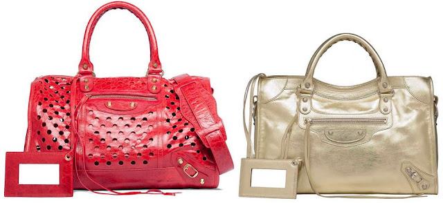 b5d890603 De fabricação italiana, estas duas bolsas feitas em couro de cordeiro são  um arraso! Ambas vem com espelho, o modelo vermelho todo envernizado com  vazamento ...