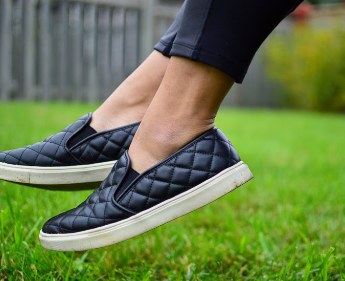 This season's biggest trend: The Leather Slip On Sneaker from The-Lifestyle-Project.com