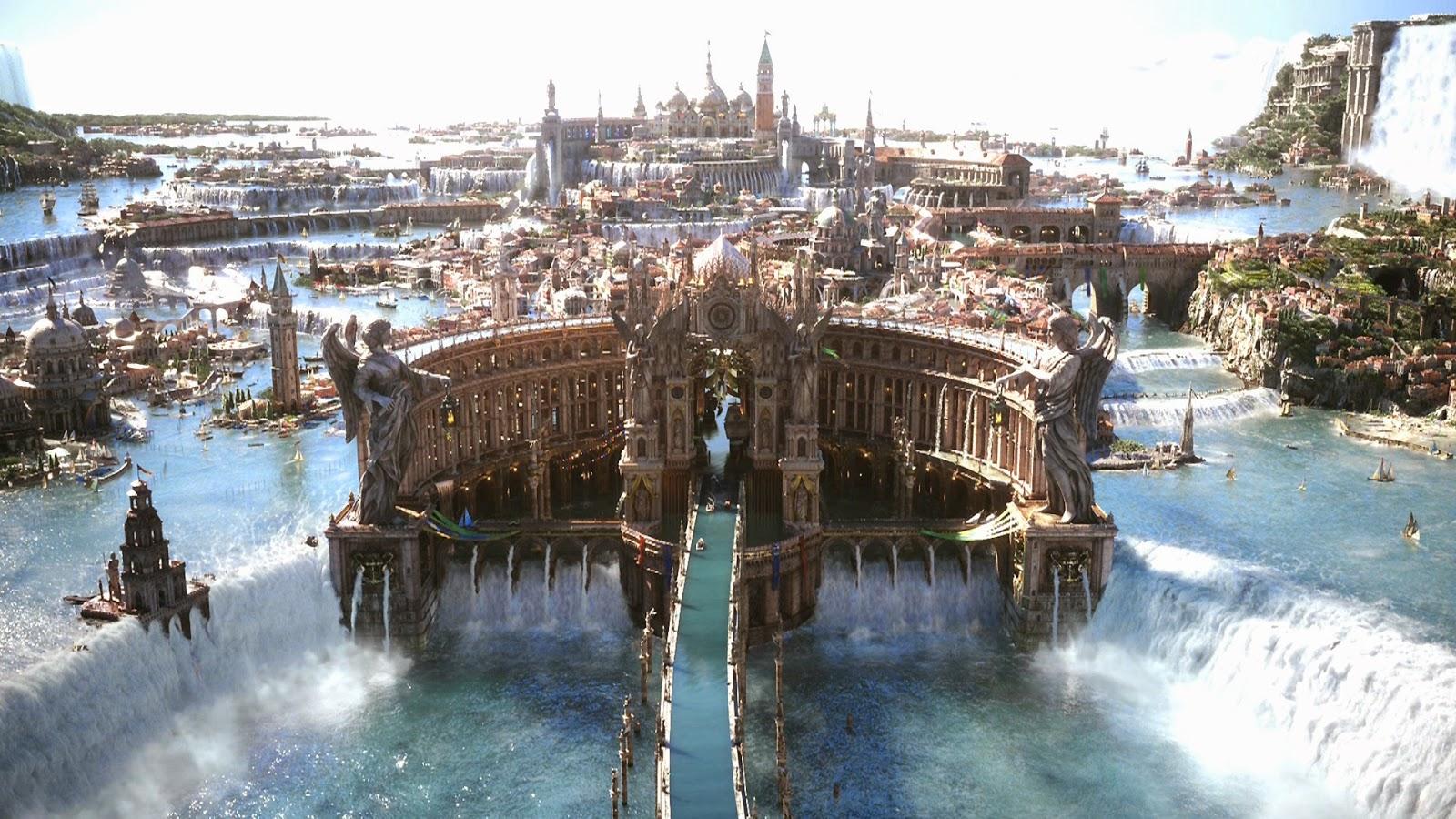 Final Fantasy XV, nuevo trailer