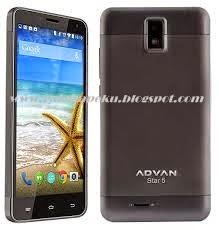 Harga Advan Vandroid Star S5M Terbaru, Layar IPS LCD Capacitice Touchscreen QHD