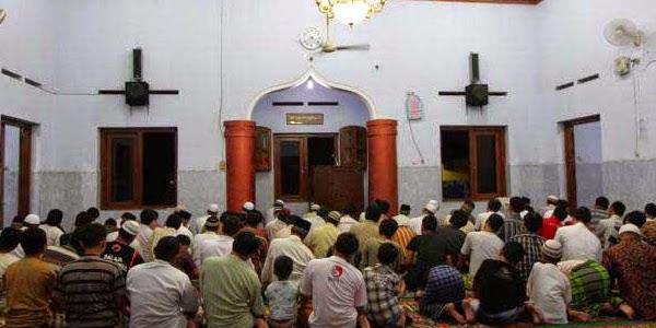 bacaan bilal shalat tarawih dan bilal witir serta jawabannya
