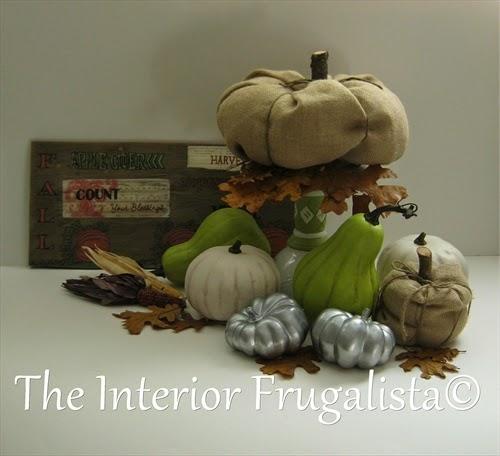 DIY Pumpkin Patch Fall Decorating