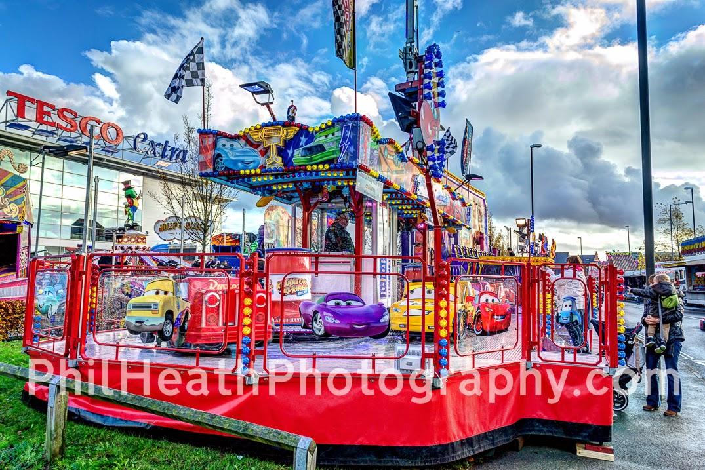 Long Eaton Chestnut Fair November 2014