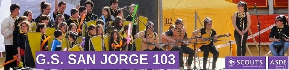 G.S. SAN JORGE 103