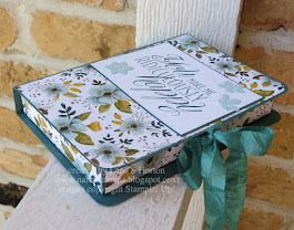Scraps And Prayers / Book Box w/Cards