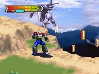 game gratis Gear Fighter Dendoh