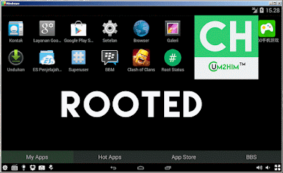 Update Windroye Terbaru 2.8.4 Full Root