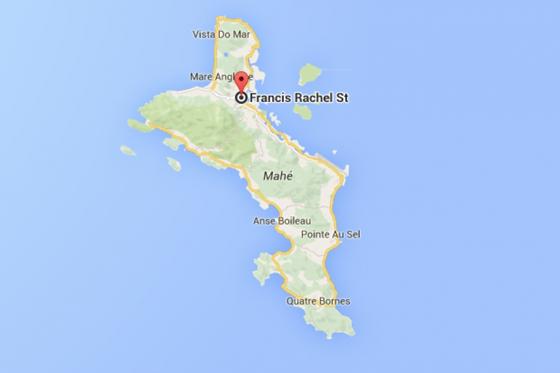 Ilha Mahé, no Oceano Pacífico