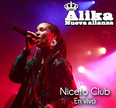 ALIKA - Live Niceto Club
