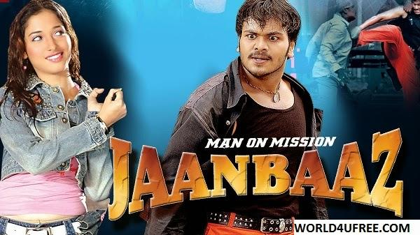 Man On Mission Jaanbaaz 2005 Hindi Dubbed 350mb DTHRip