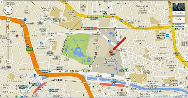Tokyo Dome City Location Map,Location Map of Tokyo Dome City,Tokyo Dome City accommodation destinations attractions hotels map photos pictures,tokyo dome city hall hotel attractions amusement park baseball asobono roller coaster haunted house holl map location,directions to tokyo dome,tokyo korakuen hall