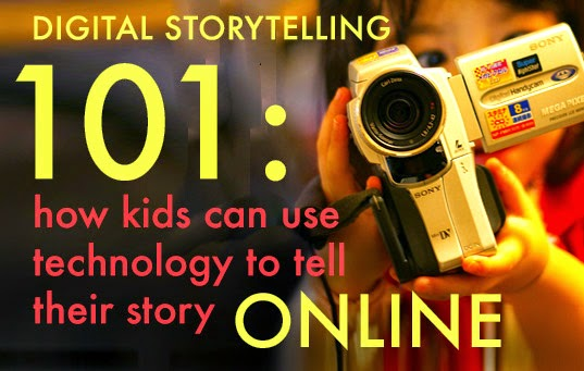Digital Storytelling Guide For Educators-Midge Frazel, 2011, PDF - Official Website - BenjaminMadeira