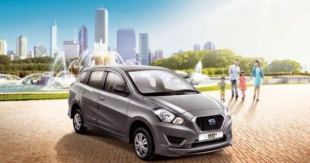 Datsun Go Plus + MPV Murah dibawah 100 juta ! MobiLku.Org