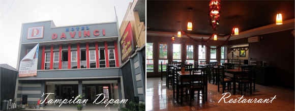 Hotel Davinci Puncak Cisarua Bogor