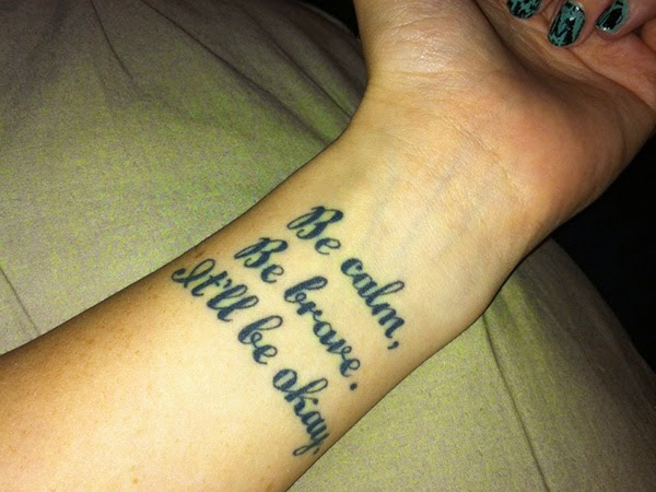 Tattoo for Girls Quotes