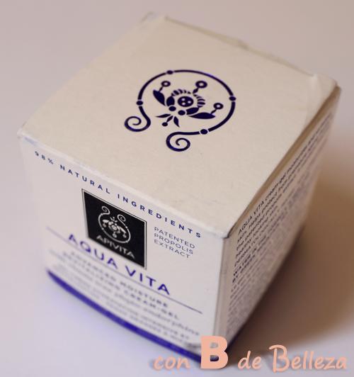 Crema pieles mixtas y grasas de Apivita