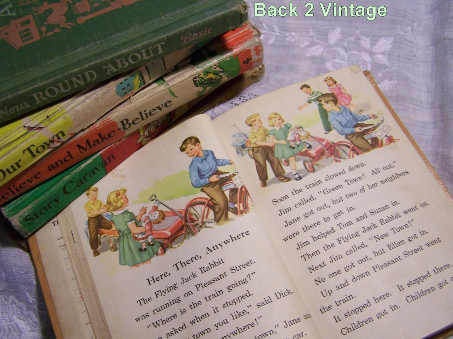 were also a couple of children's Christmas books and an unusual