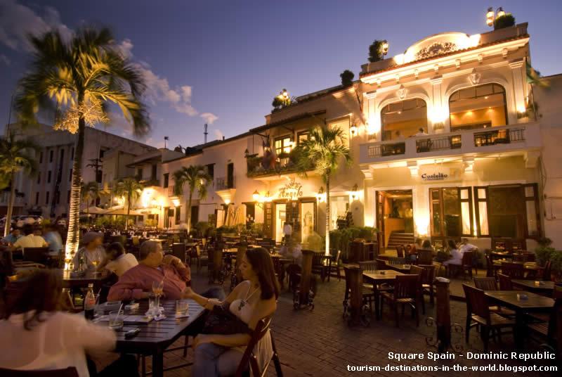 Plaza Espana - Republica Dominicana
