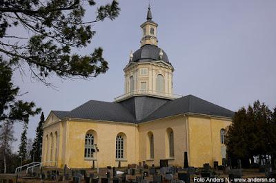 Nedertorneå kyrka