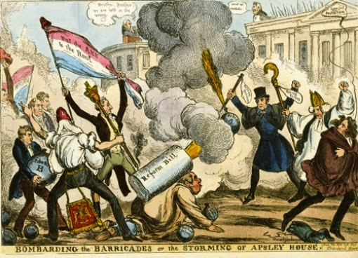 Rebellion Political Cartoon Political Cartoon About The
