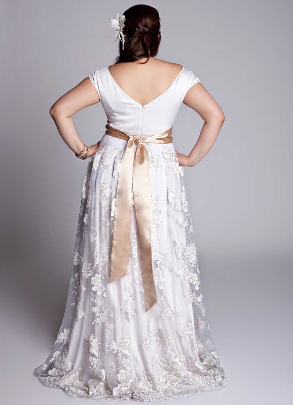 Vintage wedding dress plus size ideas photos hd for Vintage wedding dresses plus size