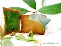 Jabón de Alepo 66% oliva 34% laurel, 200gr