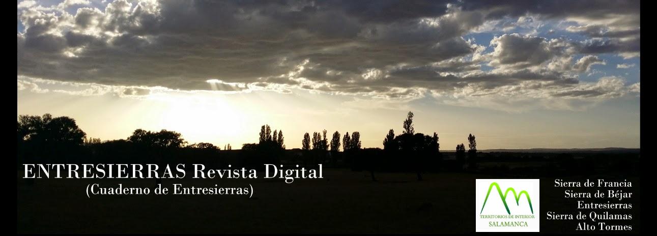 ENTRESIERRAS Revista Digital #Salamanca