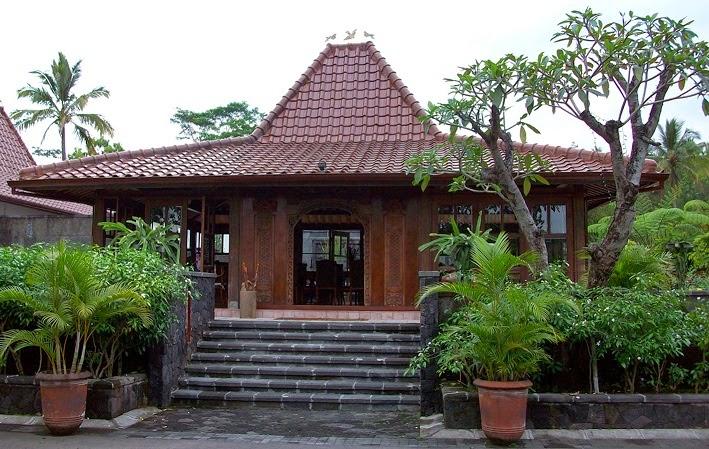 Rumah Adat Daerah Jawa - Info Gambar