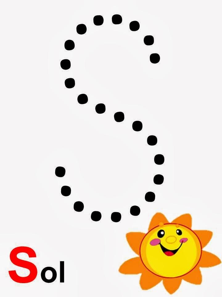 alfabeto sol