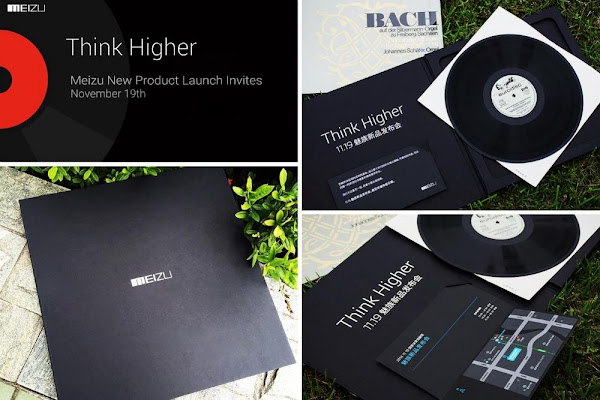 Meizu sends out invites for November 19 events