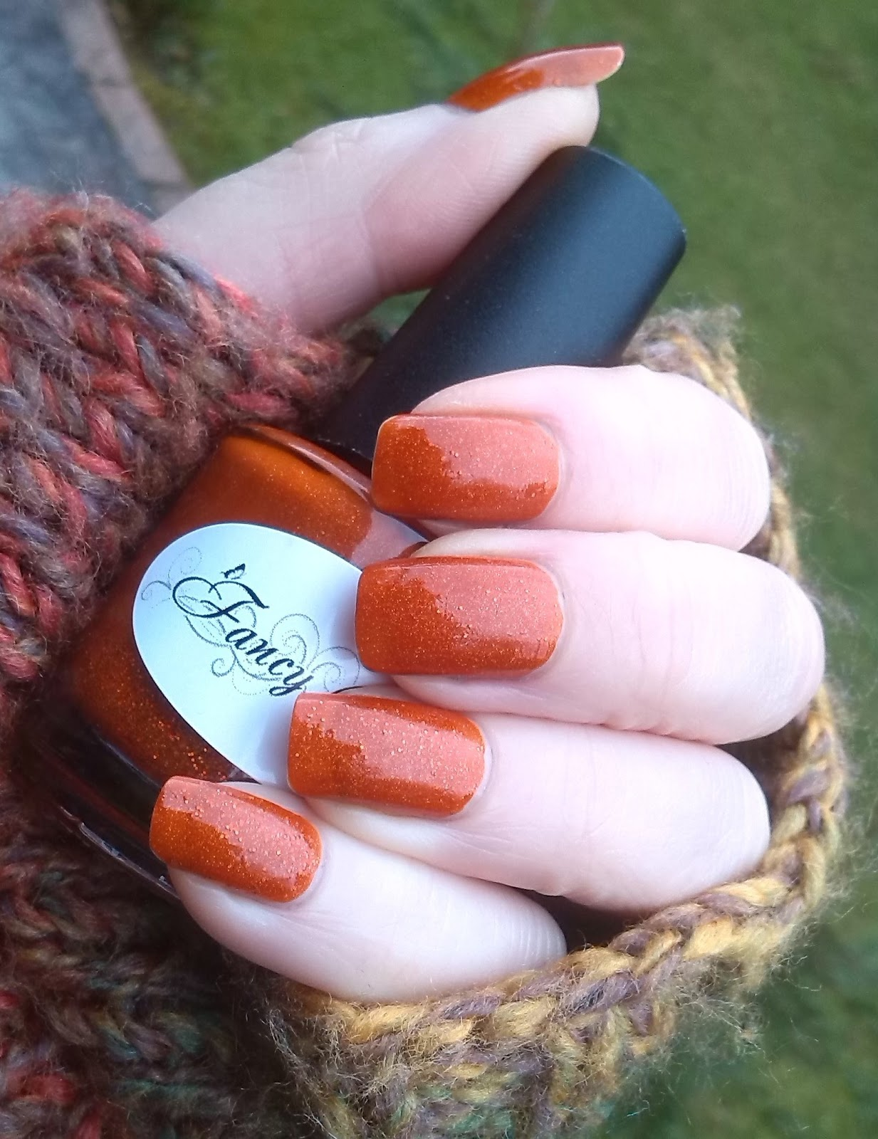 Fancy Gloss Pumpkin Patch